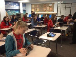 Setting up and individualizing iPads